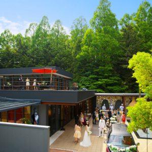 terrasse 1 300x300 - 会員様の結婚式が先日行われました。