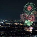 8/19は猪名川花火大会 関西では今年最後ですよ。